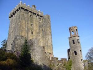Blarney Castle (vlakbij Cork, Ierland)