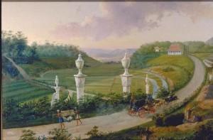 De aanleg van de Groote Postweg, dwars over Java, was een idee van gouverneur-generaal Willem Daendels