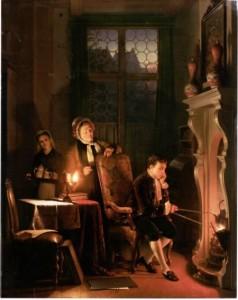 James Watt door Petrus van Schendel