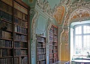 De bibliotheek van Rolduc
