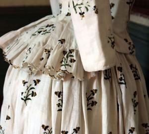 Sitsen jurk (Provence, 1780)