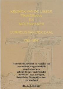 Kroniek van de Lisser timmerman en molenmaker