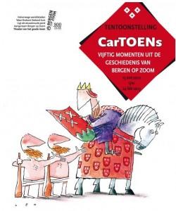 CarTOENs, vijftig momenten uit de geschiedenis van Bergen op Zoom (13 maart 2012 - 24 februari 2013)