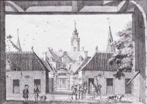 Jan de Beijer woonde enige tijd op kasteel Macken, bij Venray