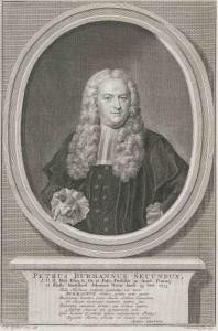 Petrus Burmannus Secundus