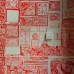 Weyerman aan de muur - Jan de Bie