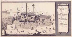 Dokje van Perry, ca 1700