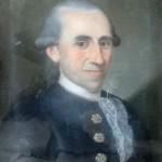 Johann Arnold von Clermont, door Nicolas Monpeur