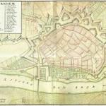 Kaart Arnhem