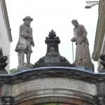 Zutphen, oude Bornhof