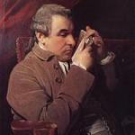 Lezende man - Giuseppe Baretti, Joshua Reynolds