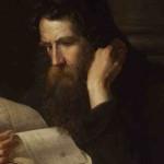 Lezende man, onbekende schilder