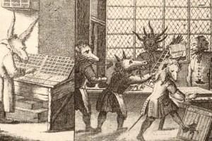 Edmund Curll was de leugenachtigste boekverkoper ooit, volgens sommigen.