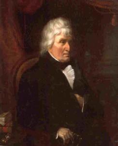 Pieter Vreede (1750-1837), door Bastiaan de Poorter (1835), part. coll. Den Haag
