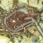 Middelburg 1652 Blaeu