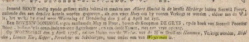 1776-04-02 Groninger Courant
