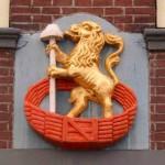 Gouda, leeuw
