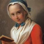Pietro Antonio Rotari - The Virtuous Girl