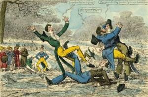 Schaatsers 1824