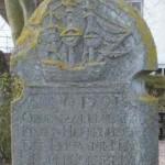JF Hollum grafsteen 1791
