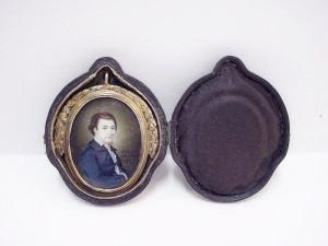 Jacobus Bellamy, door Antoine Jan van Mansvelt. Collectie Zeeuws Maritiem muZEEum.