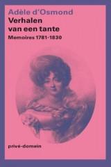 Verhalen van een tante. Memoires 1781-1830