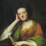 Frances Moore Brooke (1724-1789), door Read