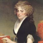 Gilbert Stuart - Ann Willing Bingham, 1797