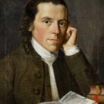 Benjamin Waterhouse door Gilbert Stuart 1775