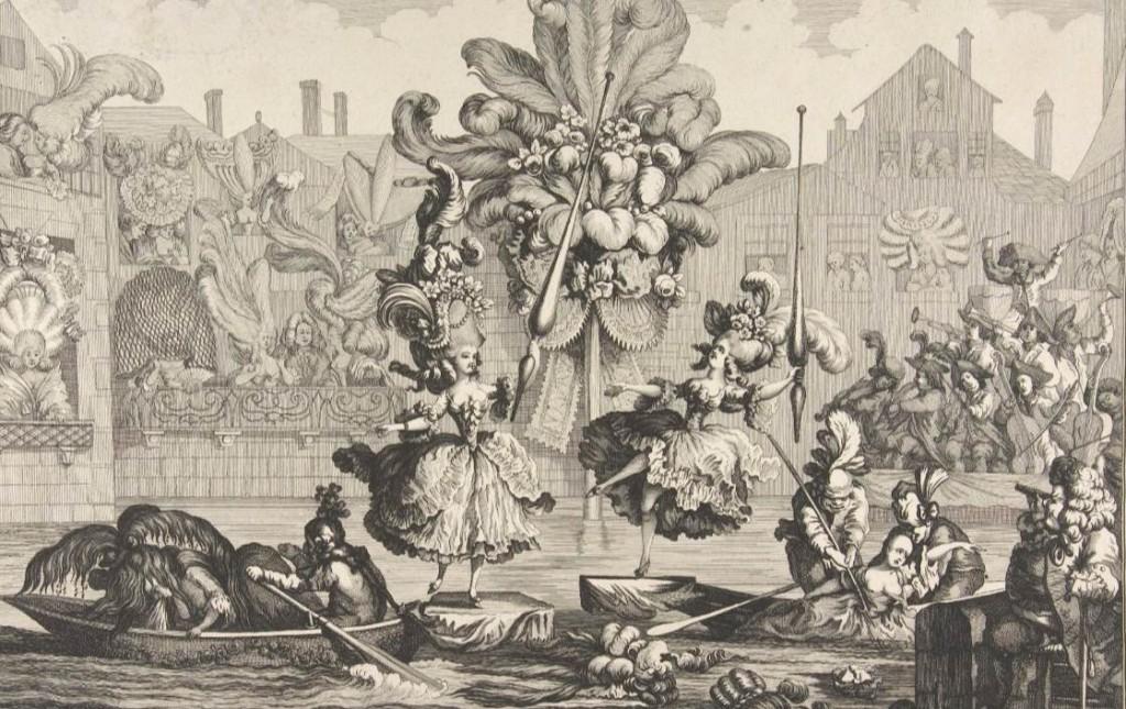 Le Triomphe de la Coquetterie