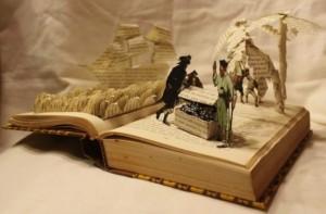 Old Books, door Jodi Harvey Brown