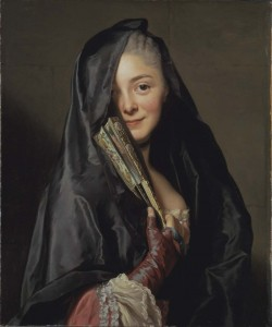 Dame au Voile 1768