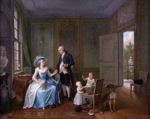 Familie Roukens, Laquy