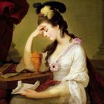 Sigismonda and the Heart of Guiscardo_ door Moses Haughton