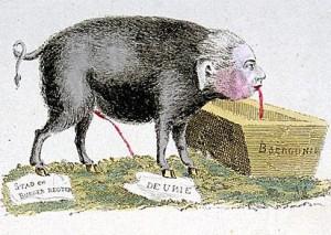 Gelders Zwijn 1786
