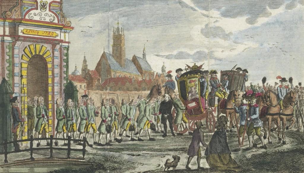 Wilhelmina Berlijn 1789