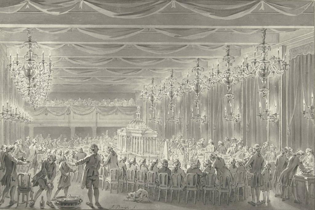 Alliantiemaaltijd 1786