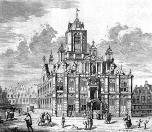 Delft_-_Stadhuis_naar_ontwerp_van_Hendrick_de_Keyser