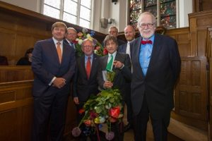 De Maatschappij vierde op vrijdag 20 mei j.l. haar 250-jarig jubileum, in het bijzijn van de koning.