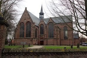 Grote of Sint-Catharinakerk in Heusden