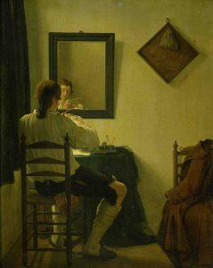 jan-ekels-schrijver-die-zijn-pen-versnijdt-coll-rijksmuseum